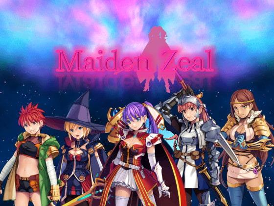【新着同人ゲーム】Maiden Zeal(メイデンジール)【全年齢版】のアイキャッチ画像